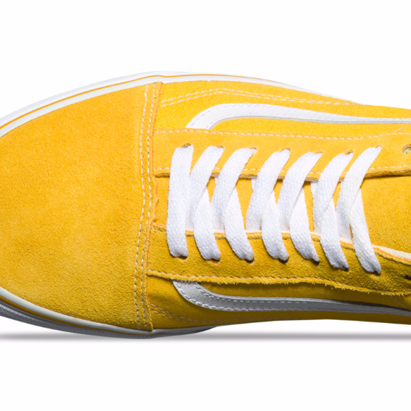 Vans-Old-Skool-yellow top