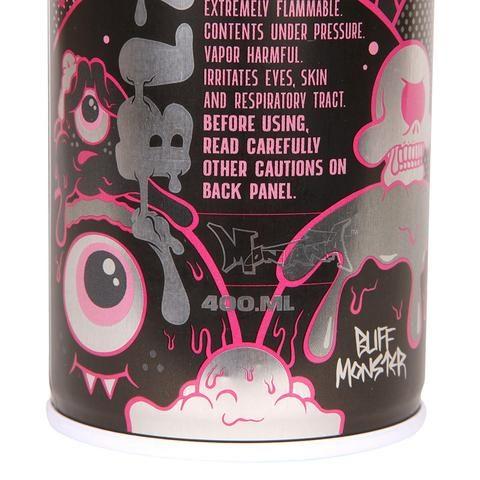 buff monster montana power pink