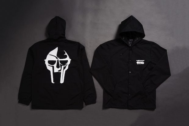 mf-doom-the-hundreds-spring-2017 hoodie