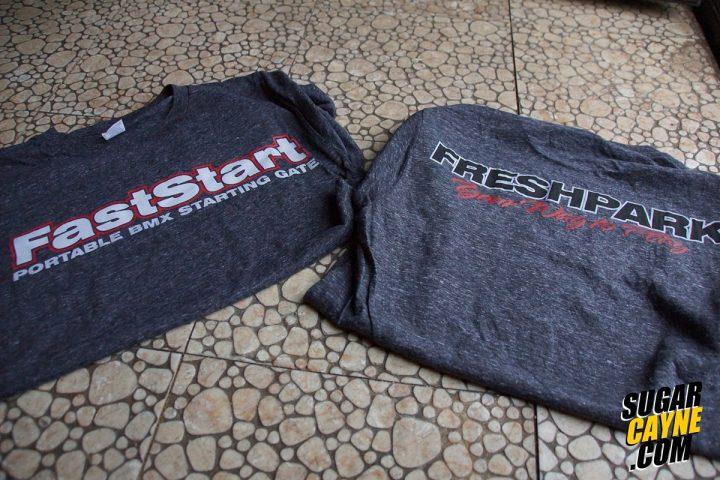 freshpark t shirts