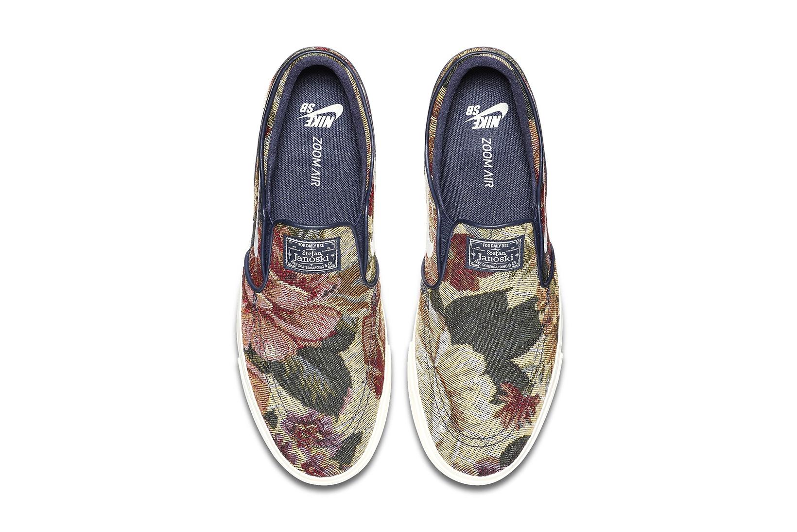 0a7186dc733 Slip-On Nike SBs Floral 3
