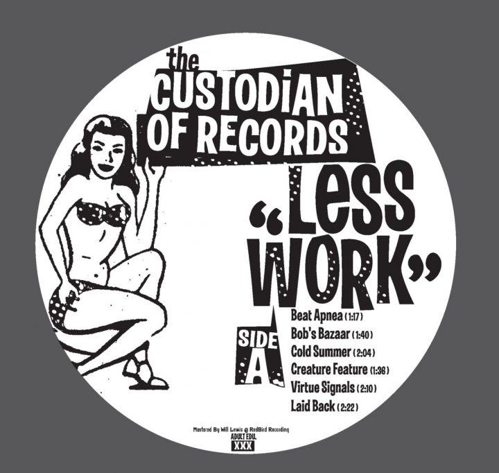 the custodian of records