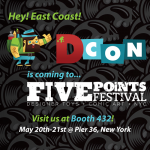 5 points festival