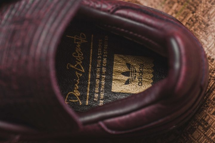 adidas Busenitz Pro Collaboration Horween insole