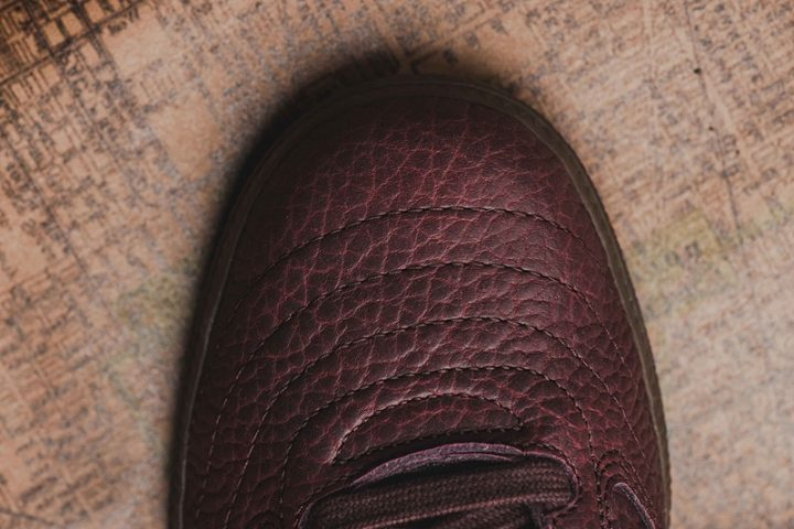 adidas Busenitz Pro Collaboration Horween toe