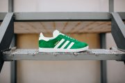 adidas gazette green