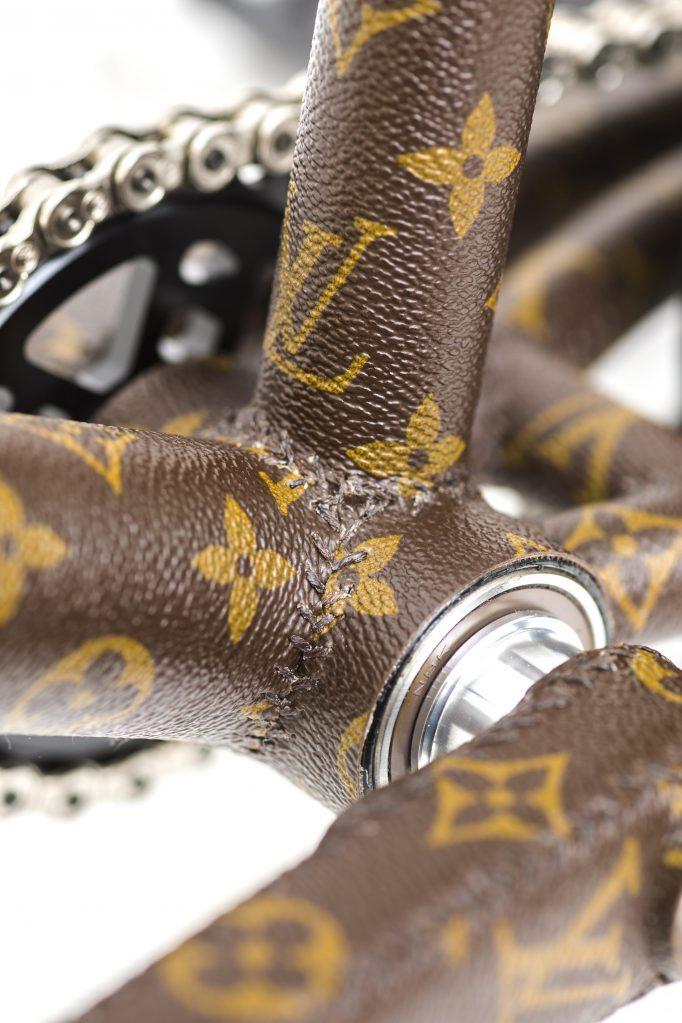bmx 218 CAPUCINE Louis Vuitton, bb