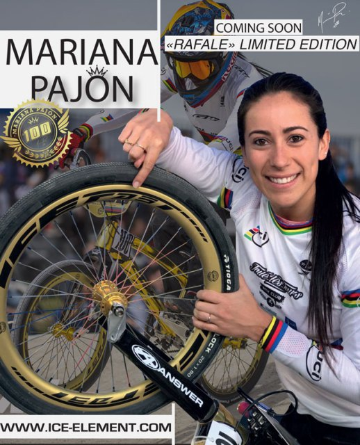 Mariana pajon ice wheels