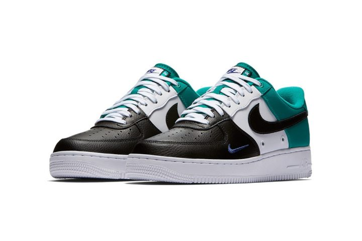 Neptune green Nike Air Force 1