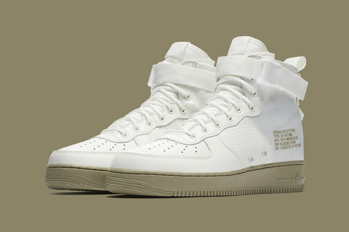 nike air force 1 mid neutral grey white living