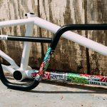 Subrosa Noster s frame, bars