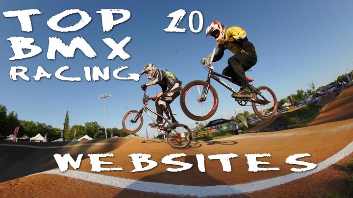 Top 10 BMX Racing Websites