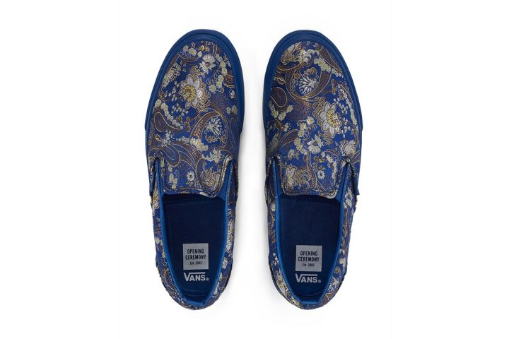 opening ceremony, Qi Pao, vans blue