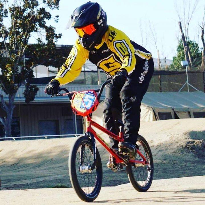 G2 BMX XXXL race