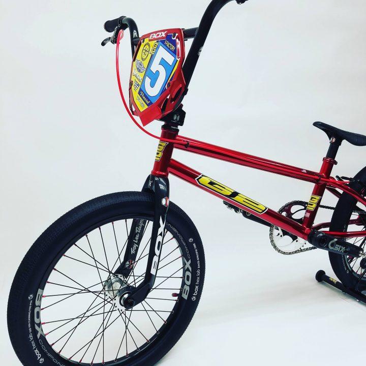G2 BMX XXXL front