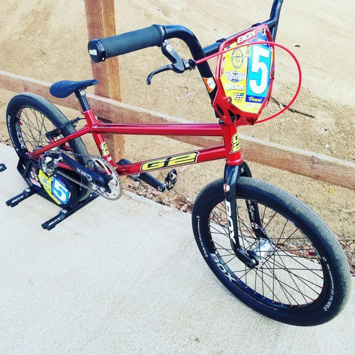 G2 BMX XXXL complete