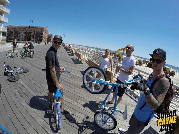 BMX Boardwalk