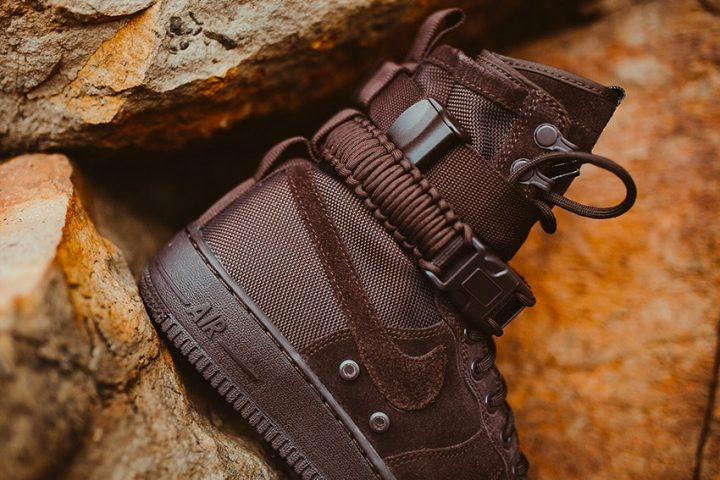 Nike SF-AF1 High velvet brown 2