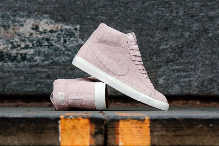nike blazer silt red side