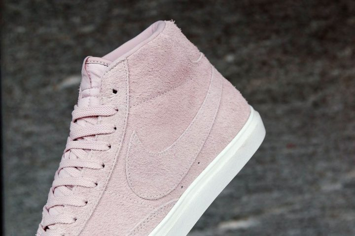 nike blazer silt red rear
