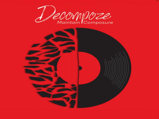 Decompoze-maintain composure