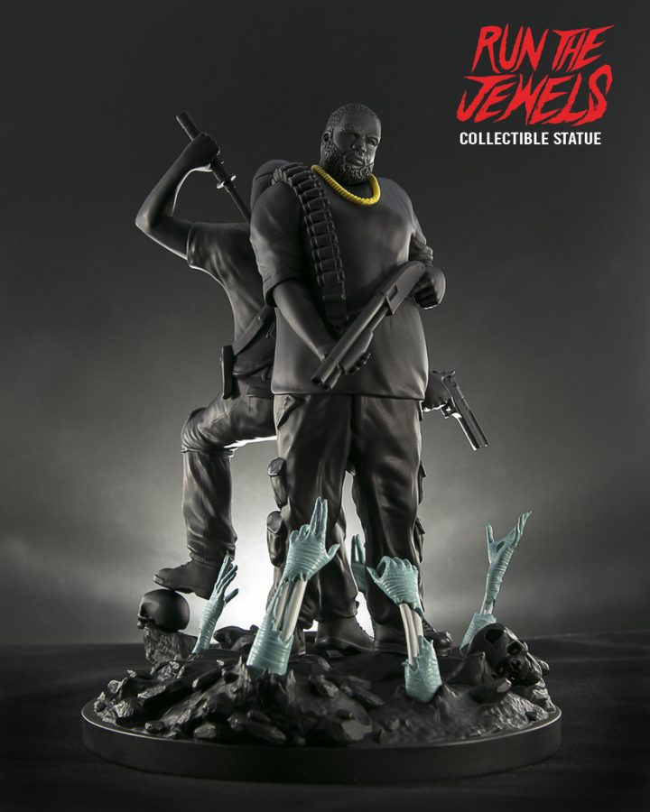 run the jewels-Steven-Cartoccio-designertoy-resin 3