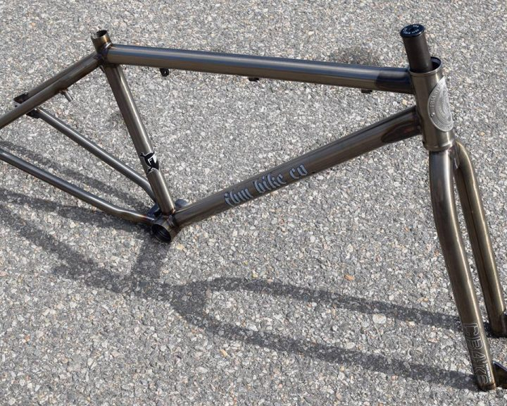 FBM Bikes 29er frame