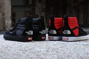 Vans Northface collection