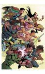6 deep comic book