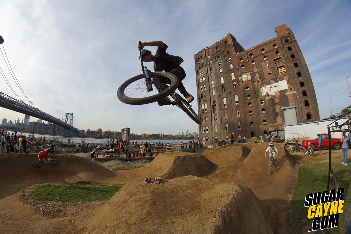 Joan Brooklyn Pump Track
