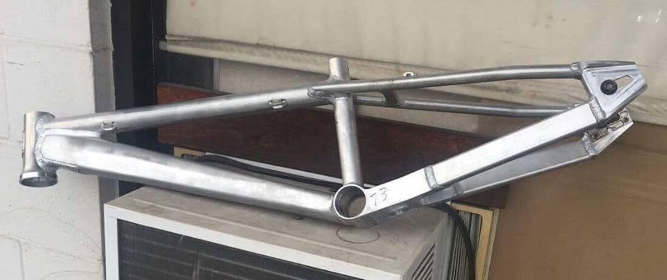Von Sothen BMX Racing Frame