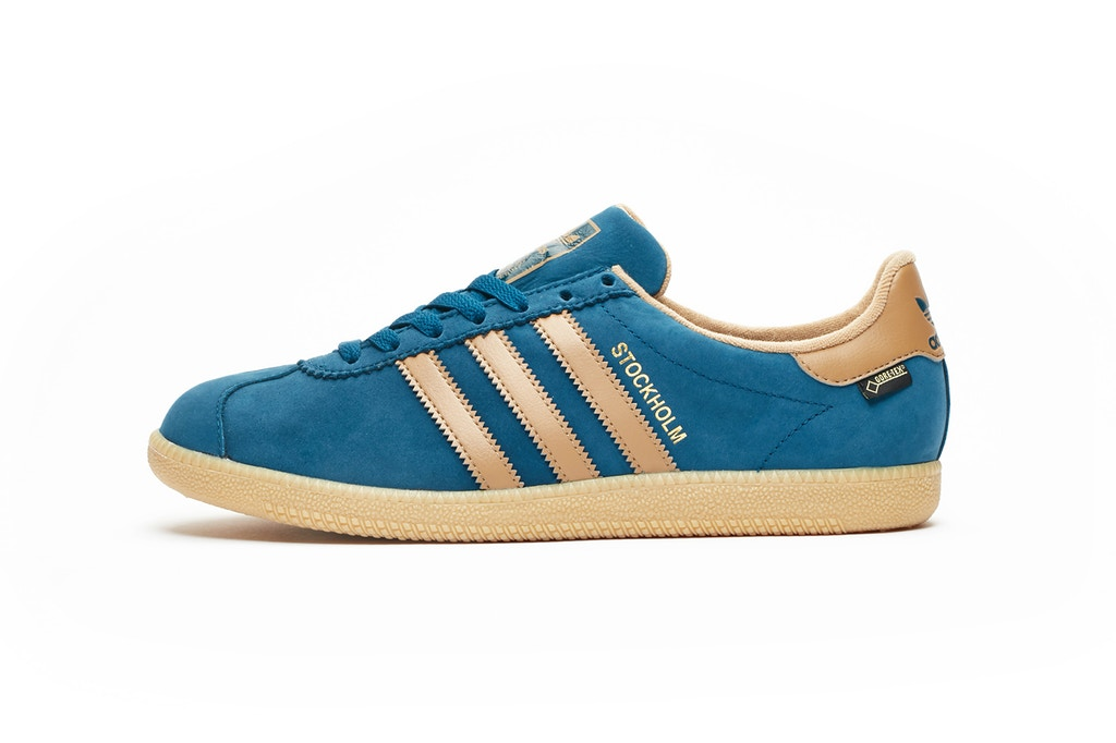 adidas Stockholm GORE-TEX blue