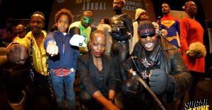black comic bool festival