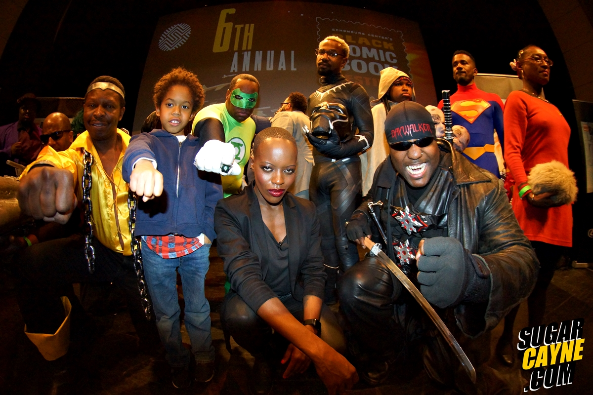 black comic bool festival