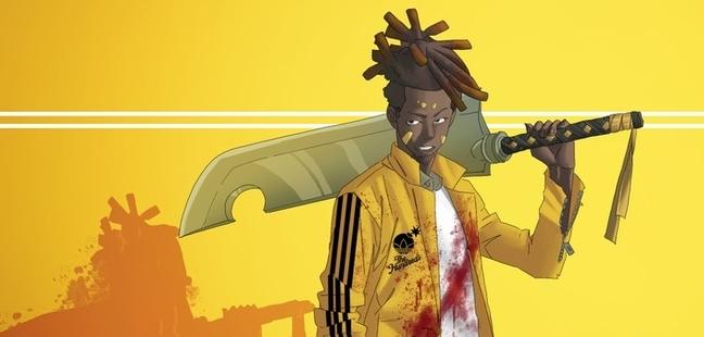 Boom Slang Kill Bill, Melvin Halsey Jr