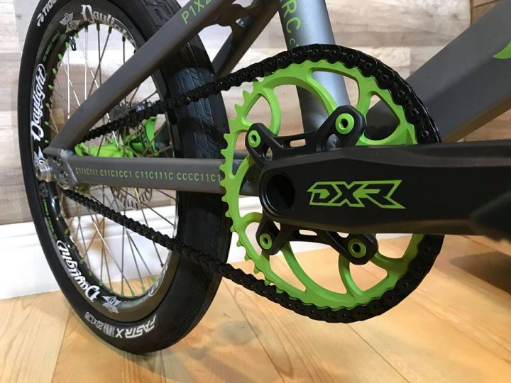 dxr cranks