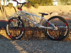 custom jayhawk bike
