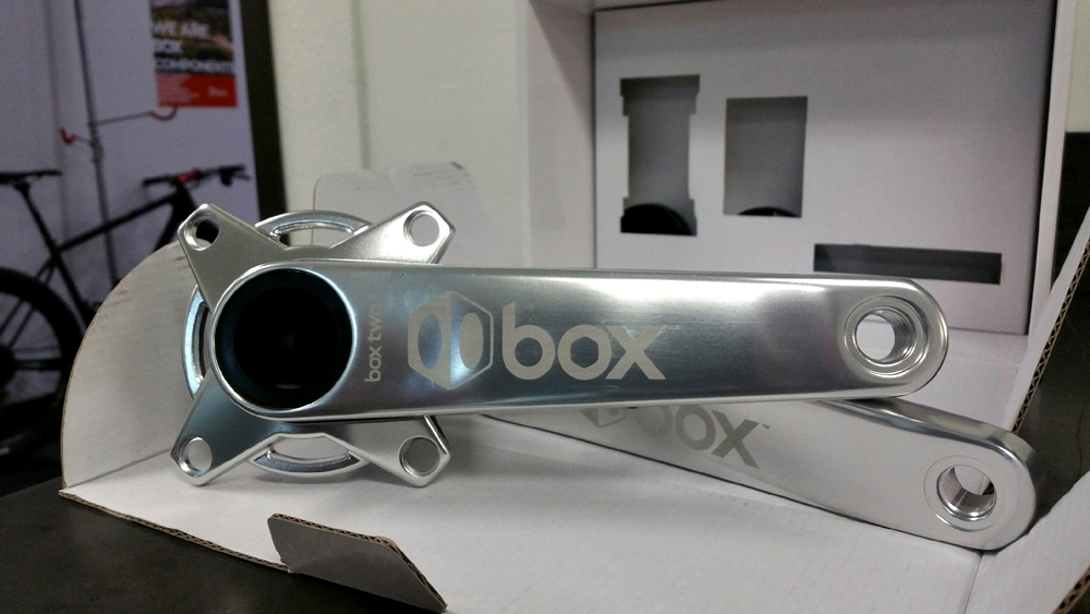BOX Silver Cranks 2