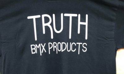 Truth BMX T-Shirt black