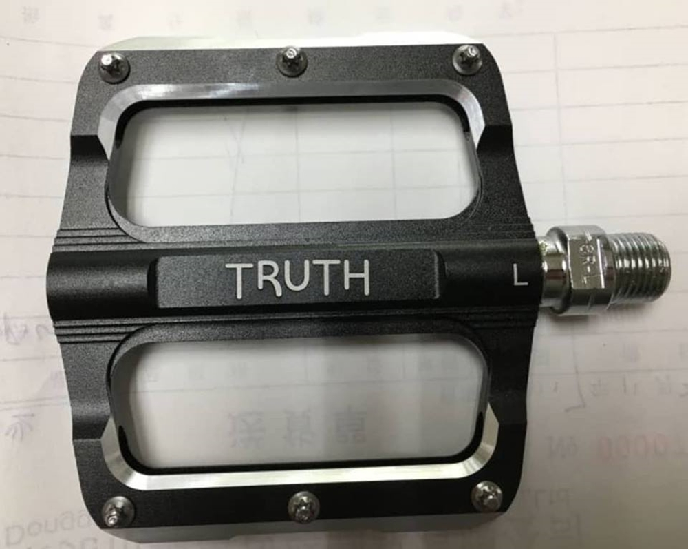 Truth BMX products platform pedal