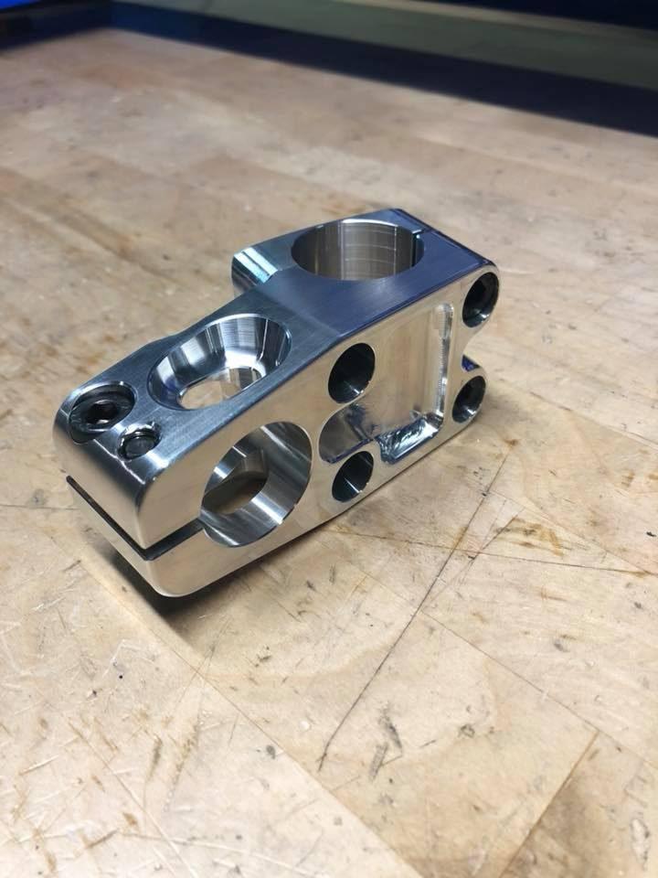 Von Sothen racing Prototype Stem bottom 2