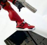 WADE deadpool jordan sneakers