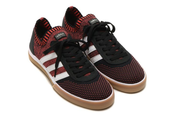 adidas-Lucas Puig-prime knit red
