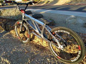jayhawk custom bmx racing bike