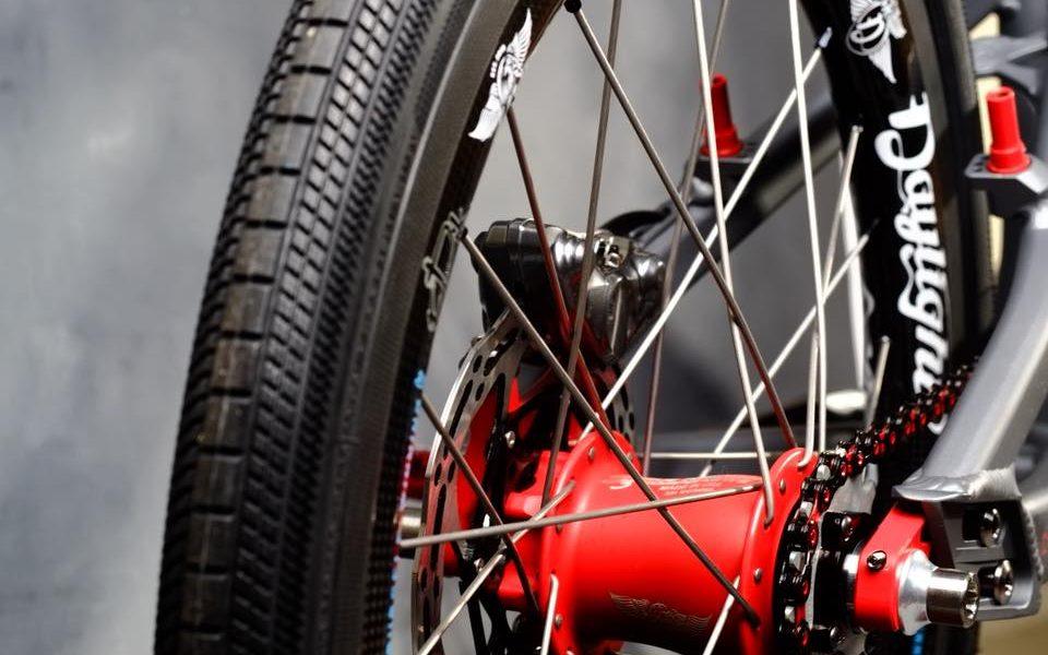 daylight arc c1 Gray-orange wheels