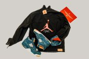 levis-air-jordan-4-trucker-jacket-reverse back