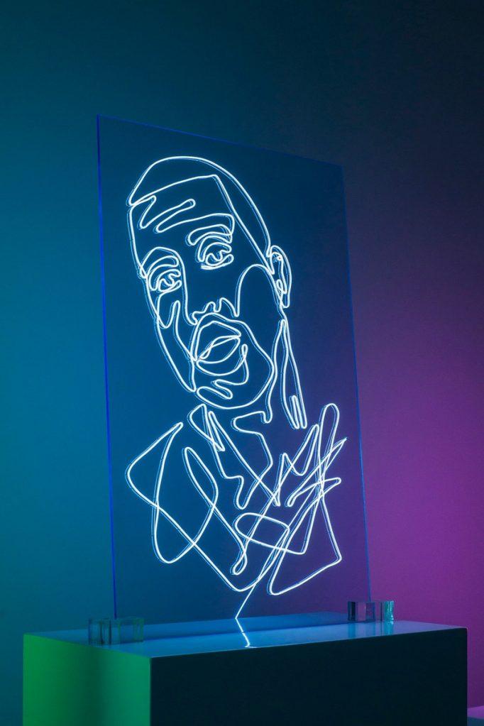 natalie-wong-neon-portraits kanye