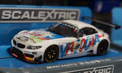 BMW Scalextric, Toy fair