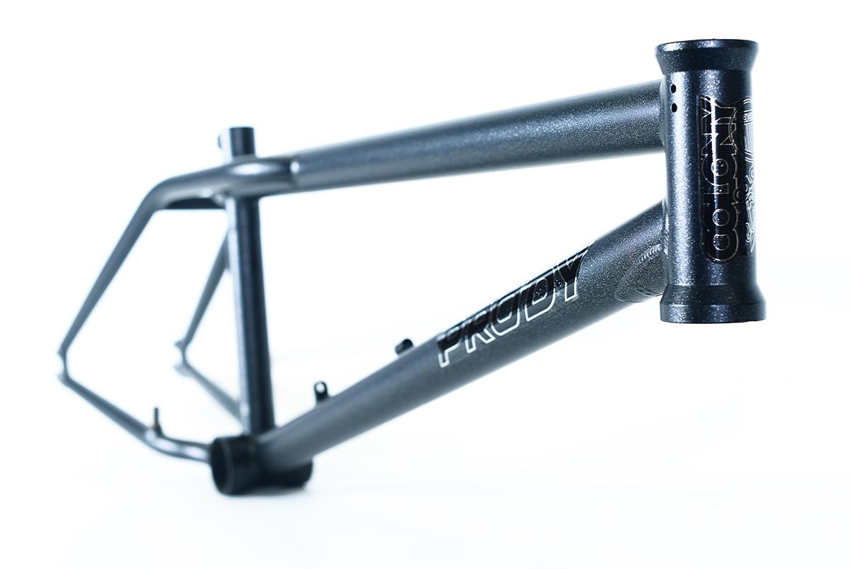 Colony Prody BMX Frame front