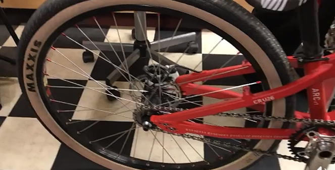 Daylight 26 inch BMX Race bike